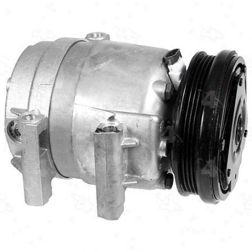 Factory Air A/c Compressor W/clutch - 67277