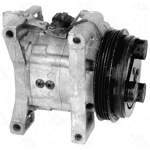 Factory Air A /c Compressor W/clutch - 67444