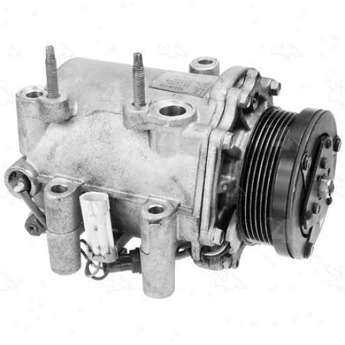 Factory Air A/c Compressor W/clutch - 674744