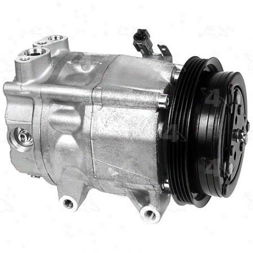 Factory Air A/c Coompressor W/clutch - 67651