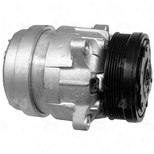 Factory Air A/c Compressor W/clutch - 68291