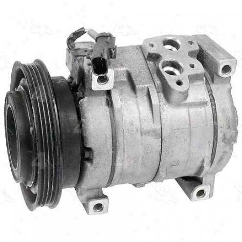 Factory Air A/c Compressor W/cluych - 77387