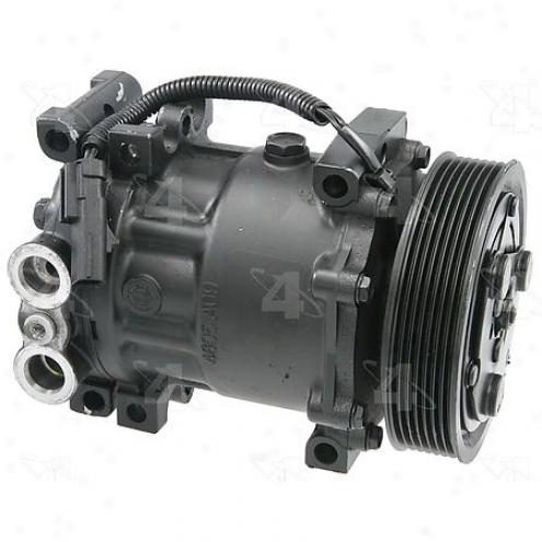 Manu~ Air A/c Cmopressor W/clutch - 77562
