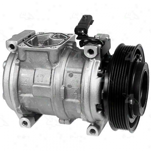 Factory Air A/c Compressor W/clutch - 79359