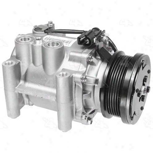 Factory Air A/c Compressor W/clutch - 78549