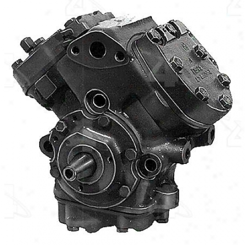 Factory Air A/c Compressor W/o Clutch - 57059
