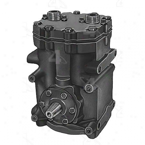 Factory Air A/c Compressor W/o Clutch - 57061