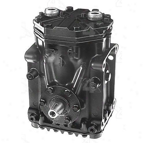 Factory Air A/c Compressor W/o Grasp - 57066
