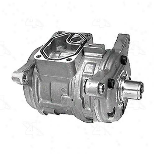 Factory Air A/c Compressor W/o Ciutch - 57372