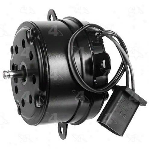 Factory Air Radiator Fan Motor - 35019