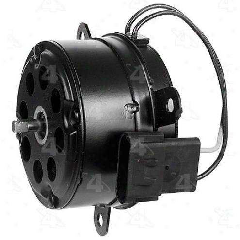 Factory Air Radiator Fan Motor - 35135