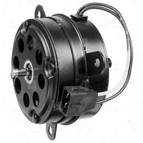 Factory Air Radiator Fan Motor - 35147