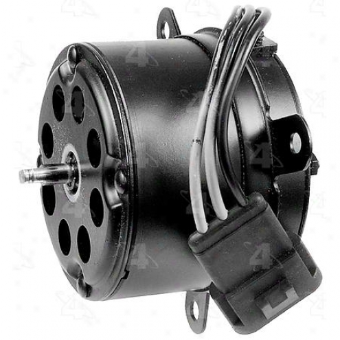 Factory Air Radiator Fan Motor - 35166