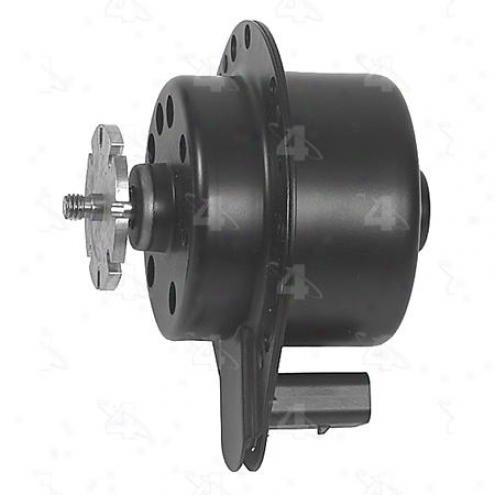 Factory Air Radiator Fan Motor - 35360