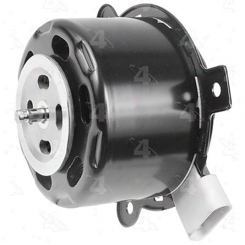 Factory Air Radiator Fan Motor - 75717