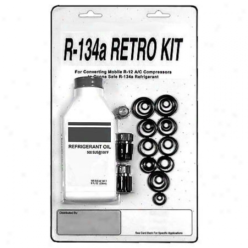 Factory Air Refrigerant Retro-fit Kit - 26242