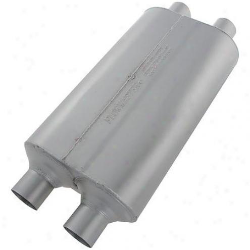 Flowmaster Inc. Muffler - 2-1/4 Inch Id Inlet - 524554