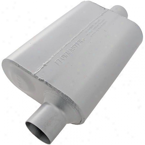 Flowmaster Inc. Mufflef - 2.5 Inch Id Inlet - 942541