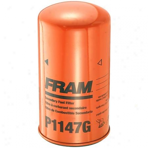 Fram Fuel Filter, Secondary Spin-on - P1147g