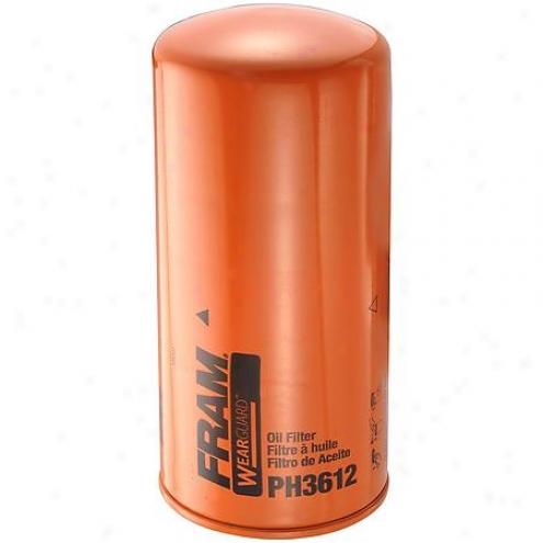 Fram Heavy Duty Oil Filter, Wearguard - Ph3612
