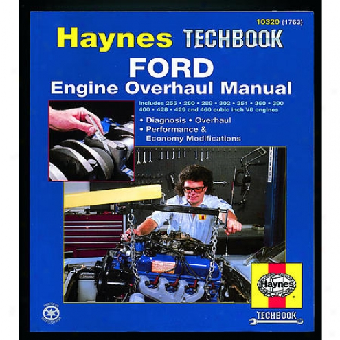 Haynes Repair Manual - Engine - 10320