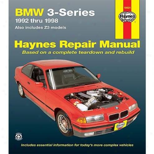 Haynes Repair Manual - Vehicle - 18021