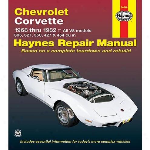 Haynes Repair Manual - Vehicle - 24040