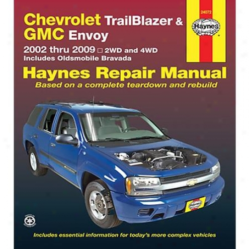 Haynes Repair Manual - Vehicle - 24072
