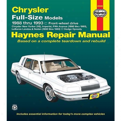 Haynes Retrieve Of the hand - Vehicle - 25020
