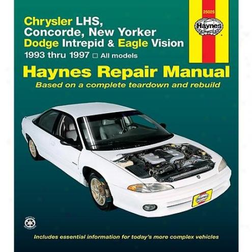 Haynes Repair Manual - Vehicle - 25025