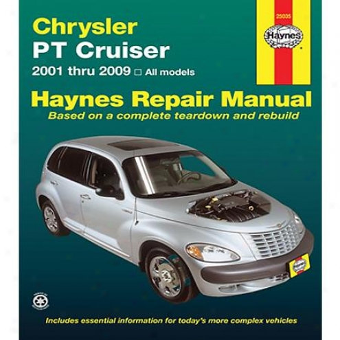 Haynes Repair Manual - Vehicle - 25035