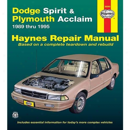 Haynes Retrieve Manual - Vehicle - 30060