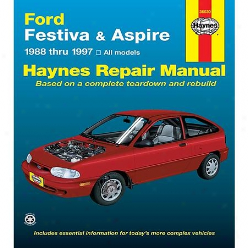 Haynes Restoration Of the hand - Vehicle - 36030