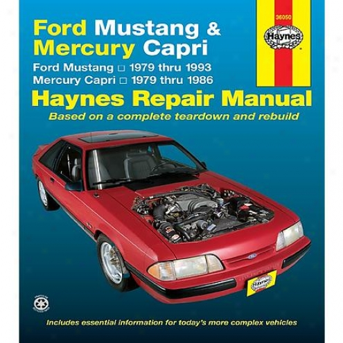 Haynes Rpair Of the hand - Vehicle - 36050