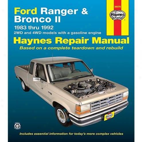 Haynes Repair Manual - Vehicle - 36070