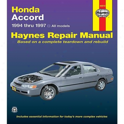 Haynes Retrieve Manual - Vehicle - 42013