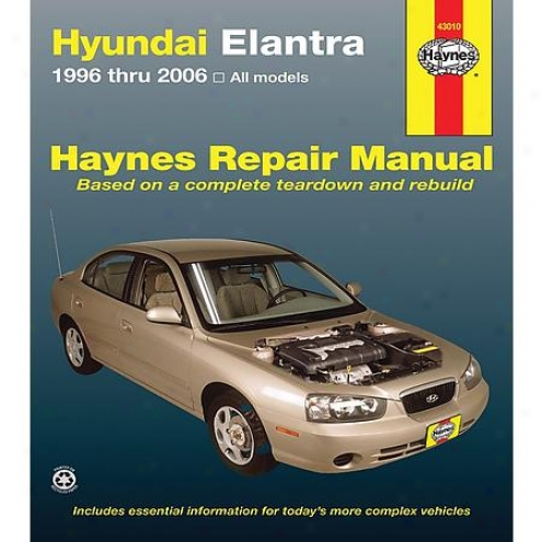 Haynes Repair Manual - Vehicle - 43010