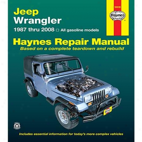 Haynes Repair Manual - Vehicle - 50030