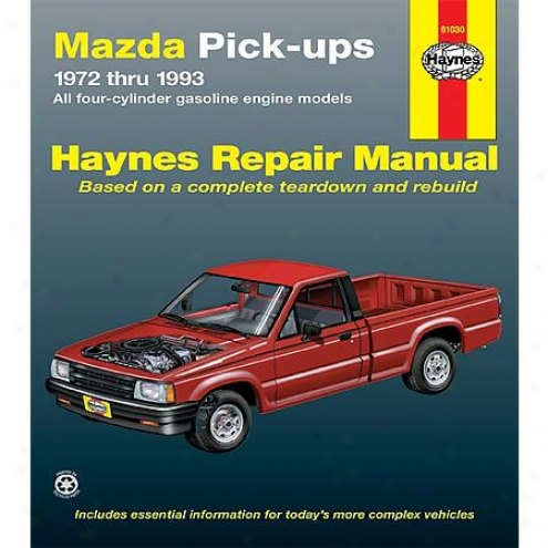 Haynes Repair Manual - Vehicle - 61030