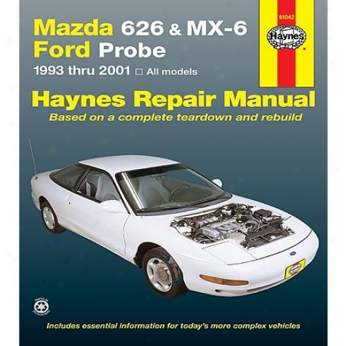 Haynes Repair Manual - Medium - 61042