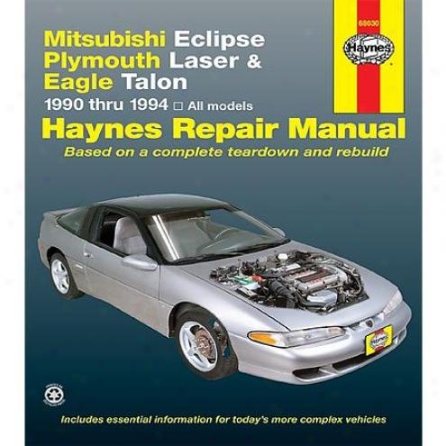 Haynes Repair Manual - Vehicle - 68030