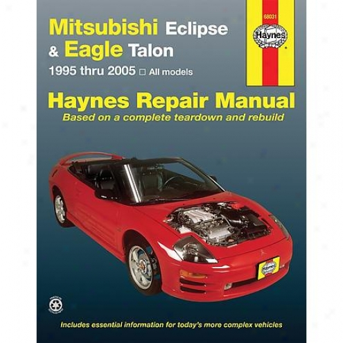 Haynes Repair Manual - Vehicle - 68031