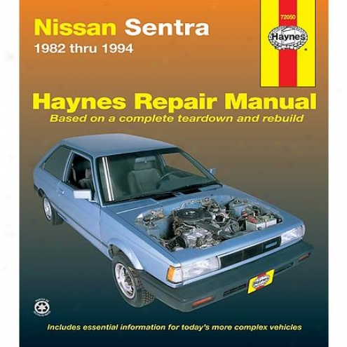 Haynes Repair Manual - Vehicle - 72040