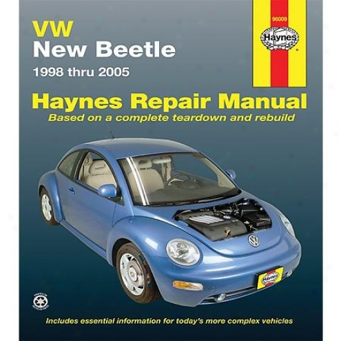 Haynes Repair Manual - Vehicle - 96009
