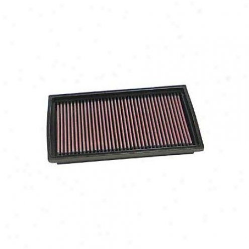 K&n Replacement Air Filter - 33-2166