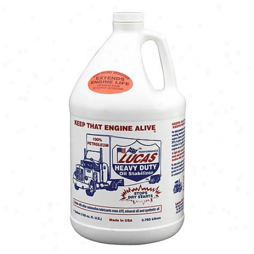 Lucas Oil Products Oil Stabilizer Hd - 10002