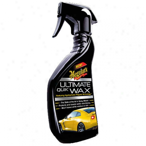 Megiars Ultimate Quik Wax (15.2 Oz.) - G17516