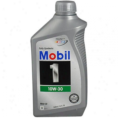Mobil1 10w-30 Synthetic Motor Oil (1 Qt.) - 98hc65