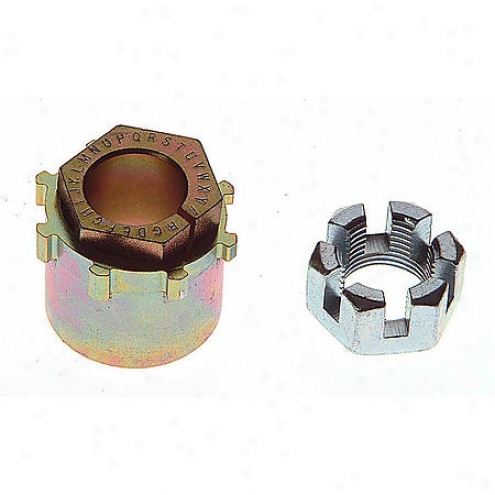Moog Alignment Camber/caster Bushing - K80108