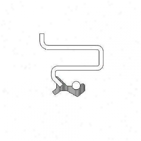 Motor City Differential Wing Seal - S-8460n